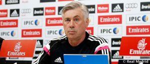 """Ancelotti: """"Modric es un jugador importante pero tenemos una plantilla competitiva"""""""