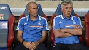 """Zidane: """"Hicimos un buen partido a pesar de la diferencia física"""""""