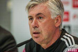 """Ancelotti: """"El enfado de los jugadores por no jugar es normal"""""""