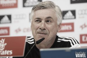 """Ancelotti: """"No entiendo que el Bernabéu pite a Cristiano"""""""
