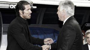 Il Derby incombe. Simeone sfida Ancelotti: fuga o remuntada