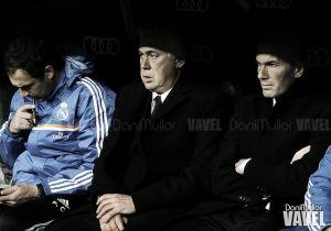 """Ancelotti: """"Me gustaría ver la misma actitud que hemos tenido en estos dos últimos meses"""""""