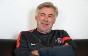 """OL-PSG : Ancelotti : """"le championnat n'était pas facile"""""""