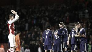 Un Anderlecht peleón enmudece al Emirates Stadium