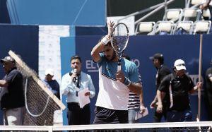 Feliciano resurge y avanza a las semifinales de Quito