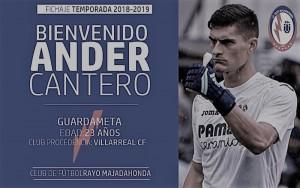 Ander, MVP del Granada - Rayo Majadahonda