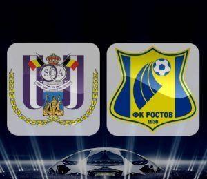 LDC: Anderlecht sorti par Rostov