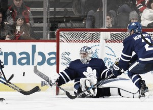 Is Andersen the man to bring the Stanley Cup to Toronto?