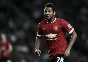 Louis van Gaal blasts the fitness levels of struggling midfielder Anderson
