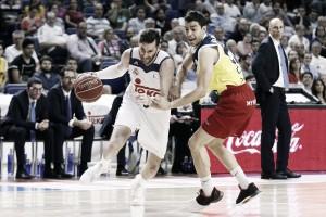 El Real Madrid barre al Morabanc Andorra para abrir los playoffs