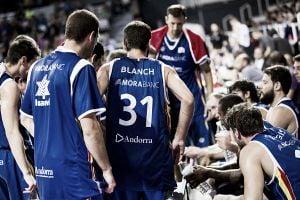 MoraBanc Andorra vs Laboral Kutxa en vivo y en directo online