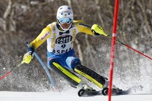 Sci Alpino, Aspen - Slalom Speciale: vince uno scoppiettante Myhrer