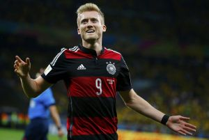 Andre Schurrle to miss Euro 2016 Qualifier vs Gibraltar