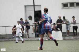 Andrea Esteban, de seis a ocho meses de baja