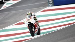 Andrea Iannone satisfecho con el rendimiento de la Ducati