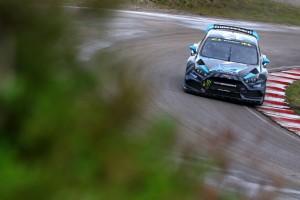 Resultado de la prueba en Höljes en Rallycross 2016