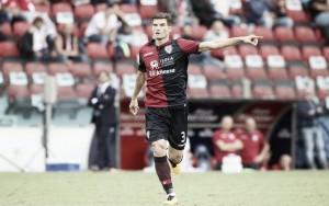 """Cagliari, Andreolli: """"Per battere l'Inter dovremo essere perfetti"""""""