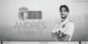 Andrés el primero en renovar en Burgos