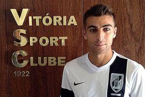 Vitória de Guimarães acerta a contratação de André Santos