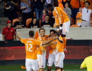 Houston Dynamo's Andrew Wenger Named MLS Player Of The Week