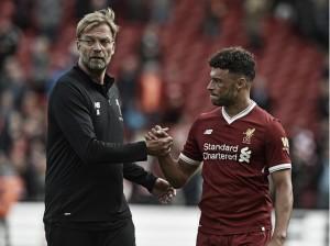 Oxlade-Chamberlain precisa de um tempo para se adaptar ao estilo do Liverpool, diz Klopp