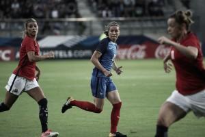 França e Noruega empatam em último amistoso antes da Eurocopa Feminina