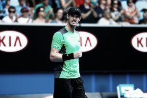 Murray arrolla a un tímido Matosevic