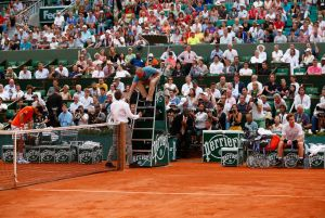 French Open: Djokovic, Murray Match Suspended