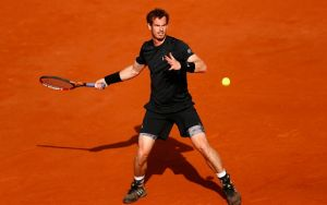 Murray Extends His Clay-Court Streak As He Survives Scare vs. Sousa