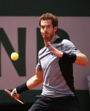 Murray Too strong For The Young Pretender