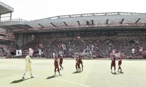 El Liverpool golea al Brighton y sella su participación en Champions