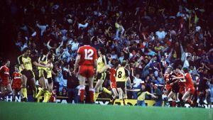 Liverpool-Arsenal : Les 5 rencontres légendaires