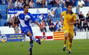 Sabadell - AD Alcorcón: el Alcorcón viaja a Sabadell buscando el gol