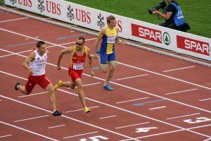 España consigue la primera medalla de Zúrich 2014