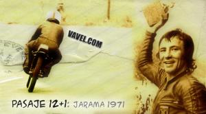 Pasaje 12 +1: Jarama 1971, Ángel Nieto