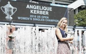 """Angelique Kerber: """"Estoy jugando el mejor tenis de mi carrera"""""""