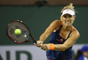 WTA - Miami Open 2017 - In campo Vinci e Kerber, Muguruza per l'impresa