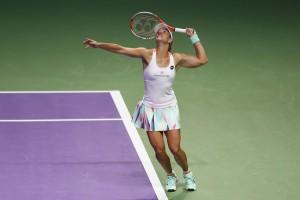 WTA Finals Singapore, 2° giornata Gruppo rosso: Kerber - Halep per il primato, la Cibulkova gioca con la Keys