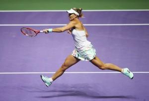 WTA Finals Singapore, le semifinali: Kuznetsova apre con Cibulkova, a seguire Radwanska - Kerber