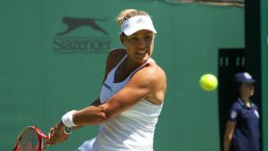 Wimbledon: Angelique Kerber Double Bagels Compatriot For Easy First Round Victory