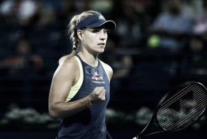 WTA Indian Wells: Angelique Kerber moves past Ekaterina Makarova in three sets