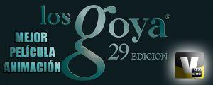 Camino a los Goya 2015: mejor película de animación