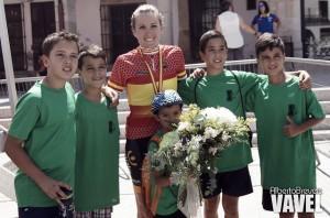 """Anna Sanchis: """"Es muy especial ganar en casa, me había puesto mucha presión"""""""
