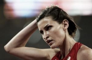 Chicherova pierde el bronce de Pekín 2008