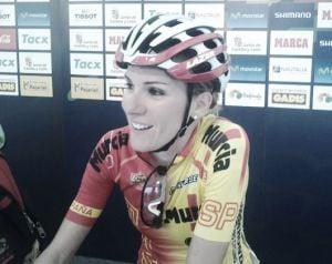 """Anna Sanchís: """"He rodado adelante y he podido aguantar hasta el final"""""""