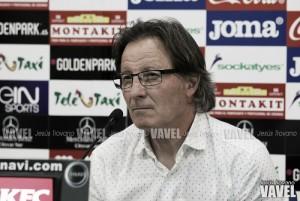 """Anquela: """"Ahora somos un buen equipo de fútbol"""""""