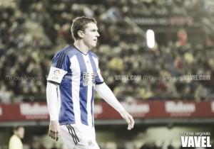 Ansotegi volverá al Eibar tras rescindir su contrato con la Real Sociedad