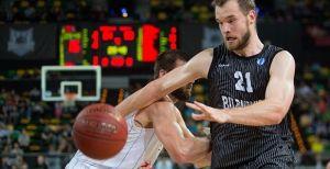 EWE Baskets - Bilbao Basket: ACB sobre Eurocup