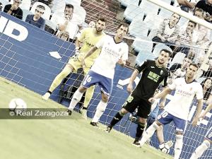 Los antecedentes del Granada - Real Zaragoza