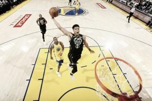 Resumen NBA: victoria de gran importancia de los Spurs, retorno de Kevin Durant en la derrota de GSW y lucha en la Conferencia Este por el factor campo